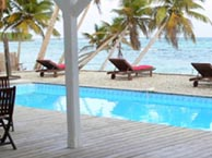 coco-beach-grand-bourg chez booking.com