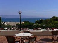 sunbeach-ajaccio chez booking.com