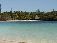 tera-beach-caledonie chez booking.com