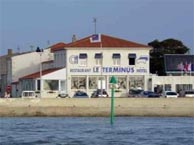 terminus-bourcefranc chez booking.com