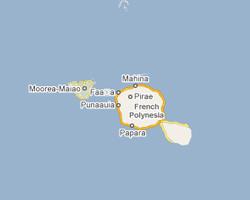plan pacifique polynesie