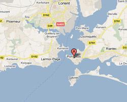 Carte Port-Louis
