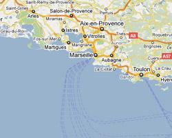 plan Provence