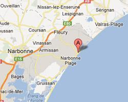Carte Saint-Pierre-la-Mer