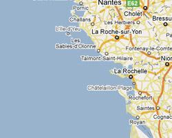 plan Vendée, Charente-Maritime